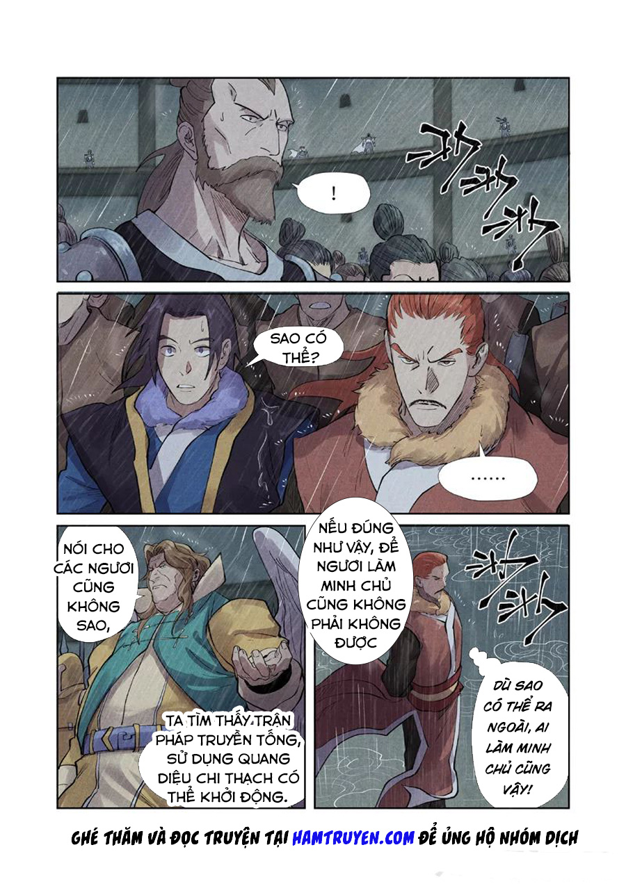 Yêu Thần Ký chap 246 - Trang 8