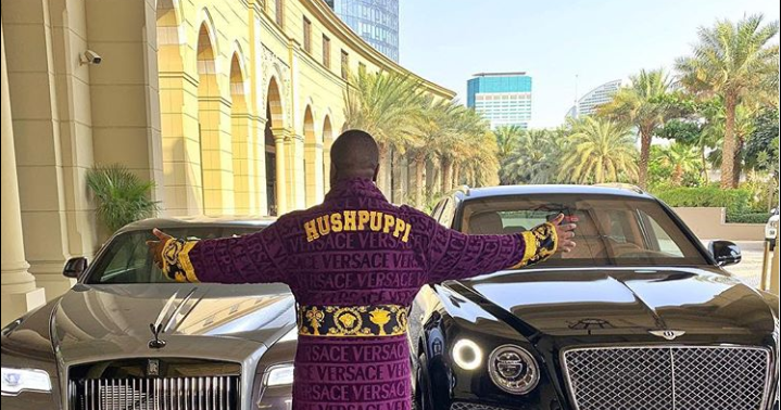 Report Says Nigerian Instagram Celeb Hushpuppi Flaunted Proceeds Of Scam On The Social Media