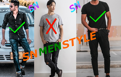 TOP MEN MISTAKES WHILE CLOTHING SHIRT OR T-SHIRT