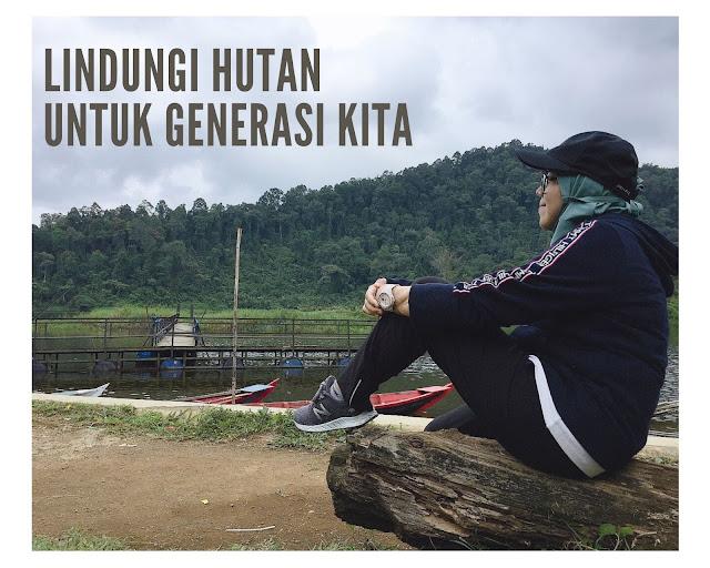 Lindungi Hutan Indonesia dari Ancaman KARHUTLA
