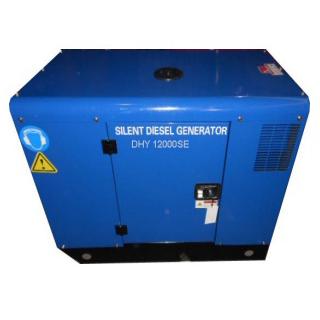Máy phát điện Hyundai diesel DHY12000SE-3