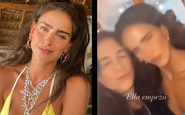 """Critican a Bárbara de Regil por decirle """"gorda"""" a su señora madre"""