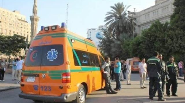 مصرع شاب وطفلين جراء انفجار اسطوانة بوتاجاز داخل منزل في الشرقية