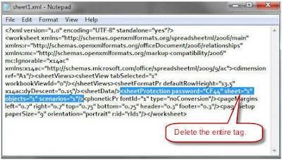 2 Simple Way Remove Password from Excel File if Forgotten | जाने 2 आसान तरीके एक्सेल फाइल के पासवर्ड को हटाने के अगर आप पासवर्ड भूल गए है?