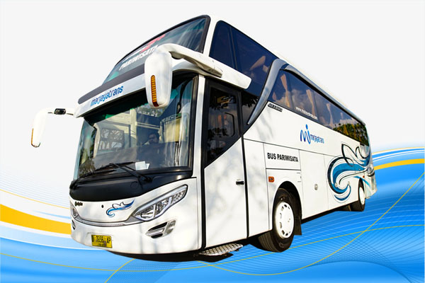 Sewa Bus di Bandung Paling Top Tahun 2019