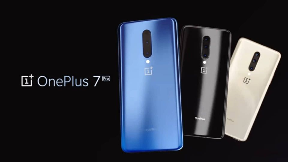 Everything about OnePlus 7 Pro- Specifications & Features