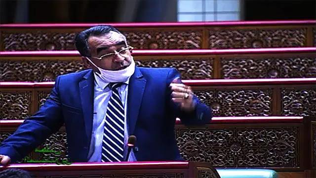 أمحمد الحميدي...لا يمكن للملك أن يقود الملكية و الحكومة