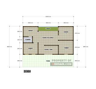desain rumah sederhana tapi mewah dikampung
