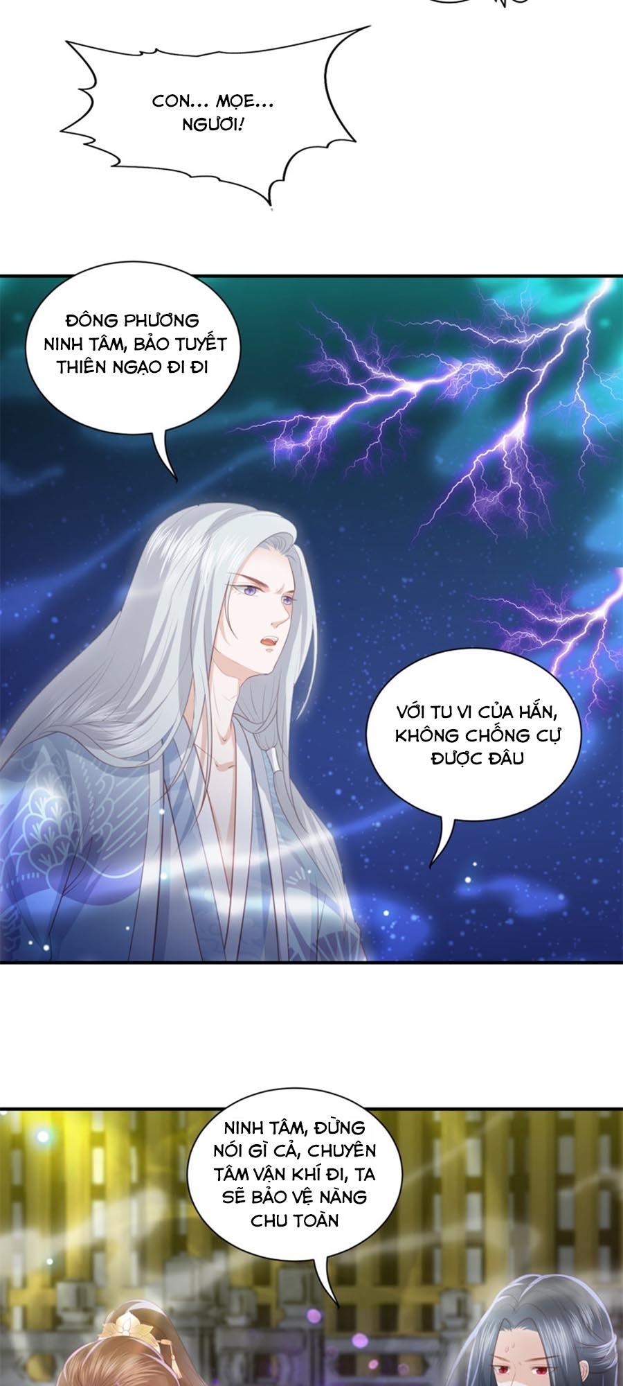 Phượng Hoàng Thác: Chuyên Sủng Khí Thê chap 85 - Trang 9