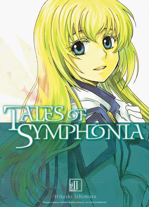 Tales of Symphonia Tome 2 chez Ki-Oon