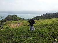Indahnya Bukit Banyu Mulok, Popoh
