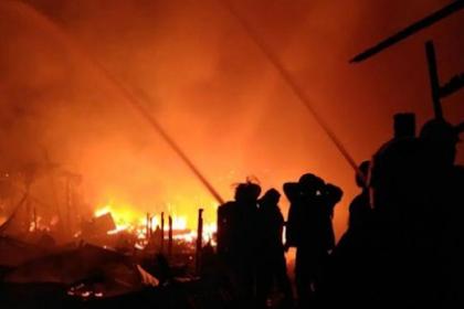 Rumah Ketua DPR RI Terbakar, Kerugian Ditaksir Capai Rp500 Juta