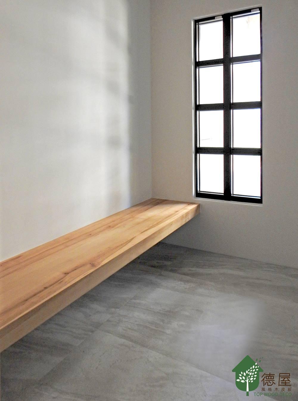 德屋天然木皮板-桂花