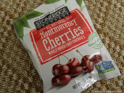 Stoneridge Orchards, Montmorency Cherries, Whole Dried Tart Cherries