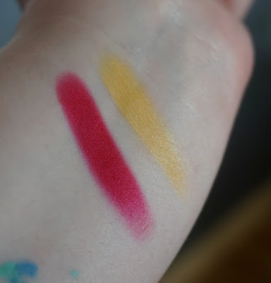 Haul Colourpop Blotted Lip, Lippie Stix, Super Shock Shadows, Pressed Shadows