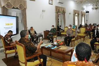 Pemkab Sukabumi Akan Laksanakan PSBB di 12 Kecamatan