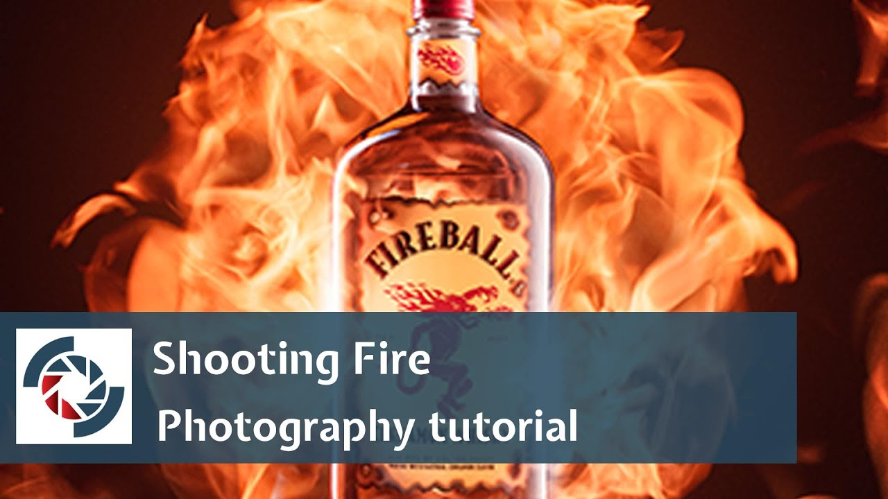 Shooting Fire:A ​special effect for creative product photography