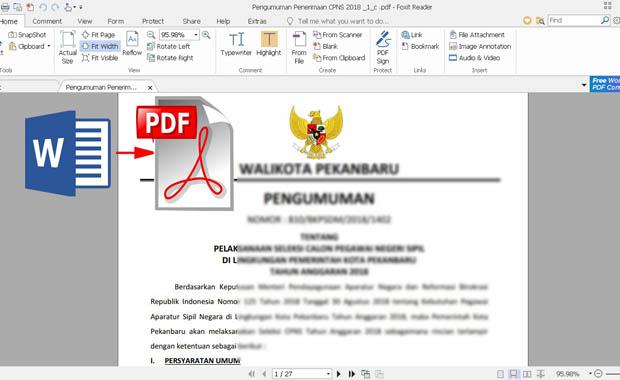 manfaat pdf bisnis