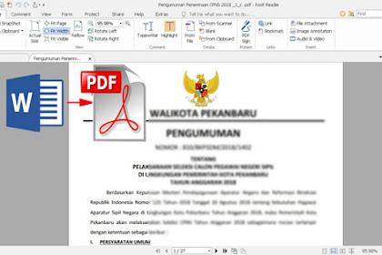 Manfaat dan Kelebihan Dokumen PDF untuk Kegiatan Bisnis