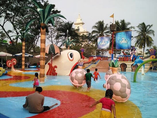 Citra Garden Waterpark Lampung