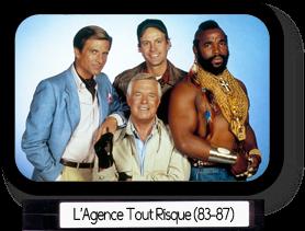 L'Agence tout risque (83-87)