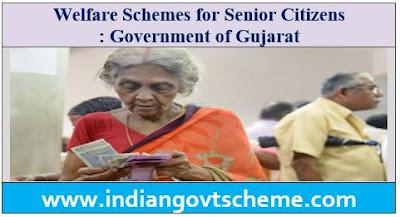 Welfare Schemes for Senior Citizens
