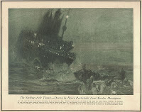 Sinking of the Titanic Premonition