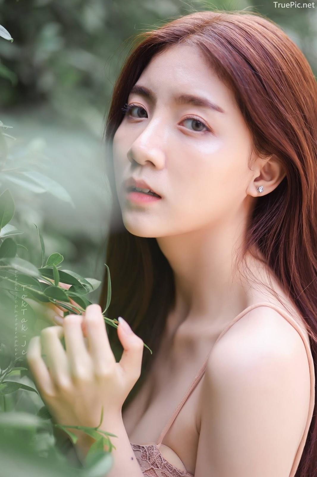 Thailand angel model Sasi Ngiunwan - Beauty portrait photoshoot - Picture 5