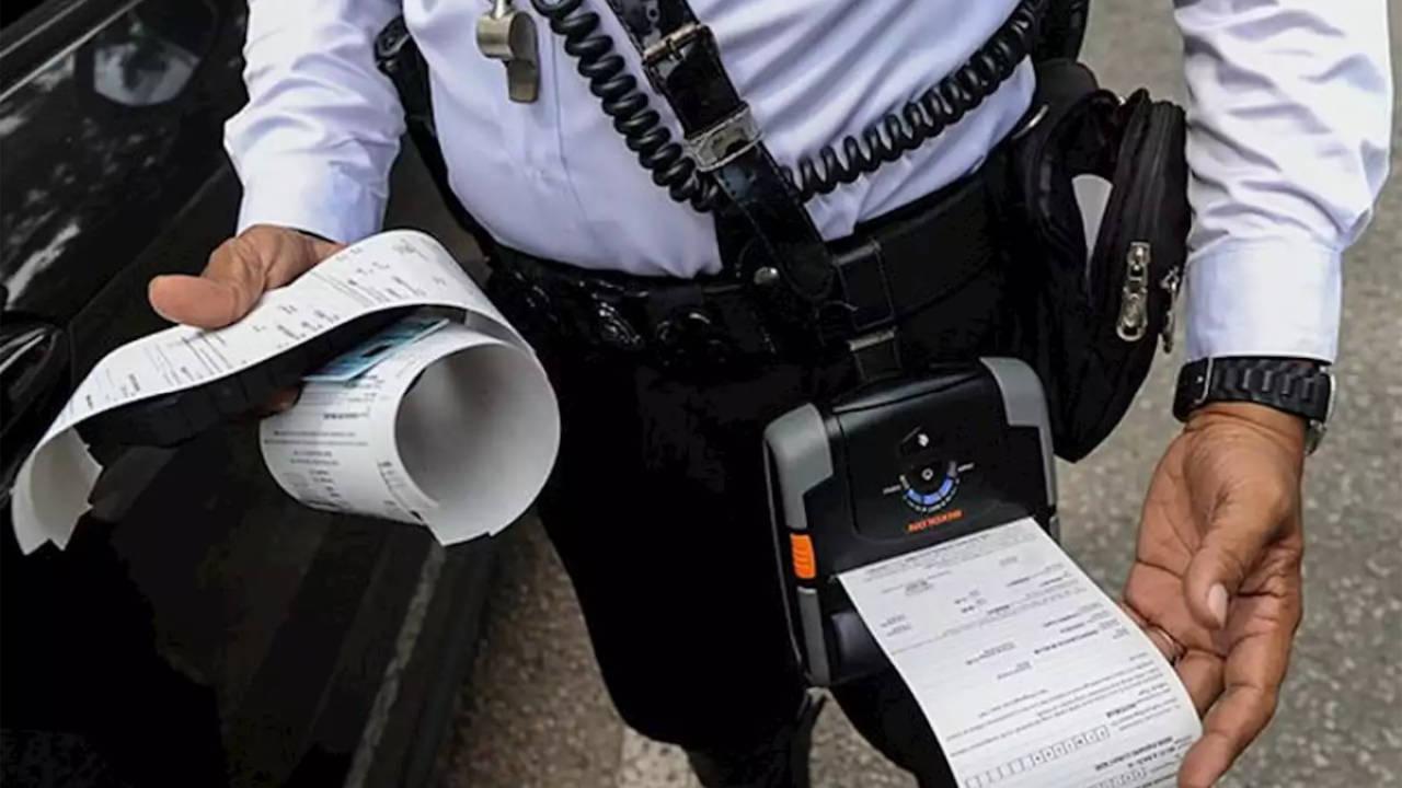 Cara Semak Saman JPJ, Polis Trafik Secara Online