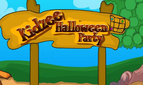 Play Kidzee Halloween Party Escape