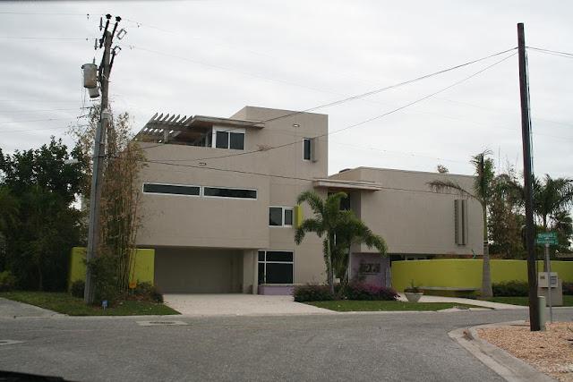 Casa residencial de estilo Contemporáneo en Sarasota, Florida