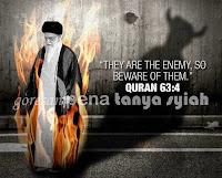 Image result for pembohongan ayahtullah Iran berkenaan mekah dan madinah