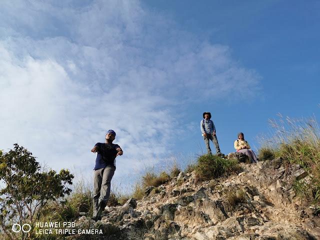 Perkhidmatan Guider Bukit Berekeh