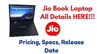 JioBook Laptop
