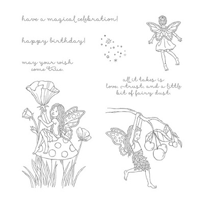 Fairy Celebration, Stampin' Up!