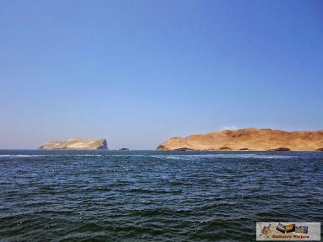 Isla el Frontón y San Lorenzo