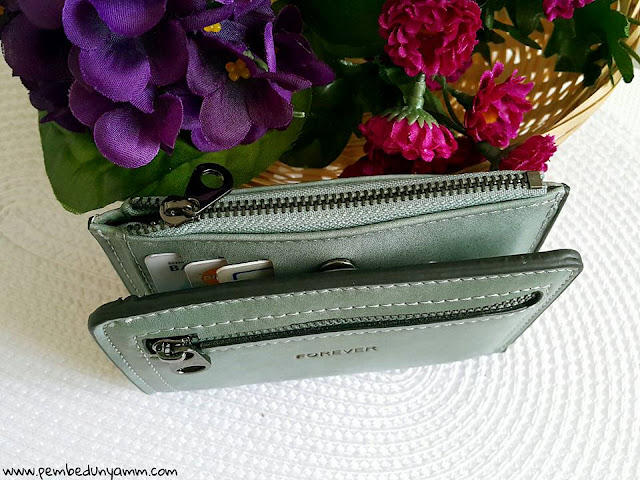 gri cüzdan