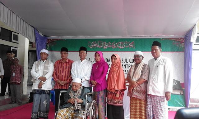 Hadiri Wisuda Tahfizul Quran, Bupati Wacanakan Besiswa Untuk Hafiz dan Hafizoh