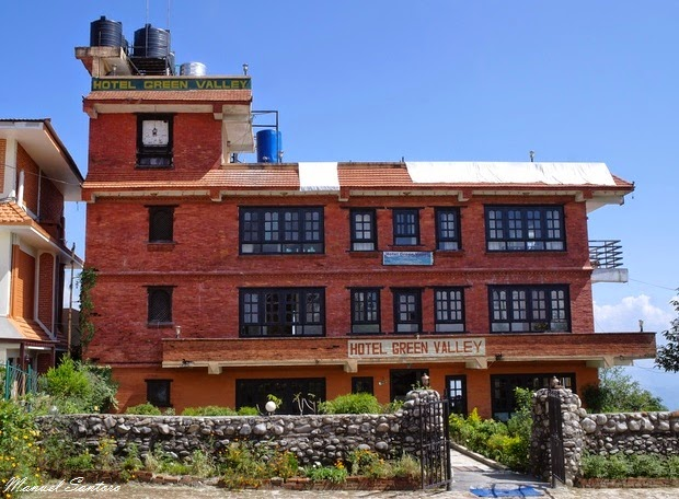 Nagarkot, Hotel Green Valley
