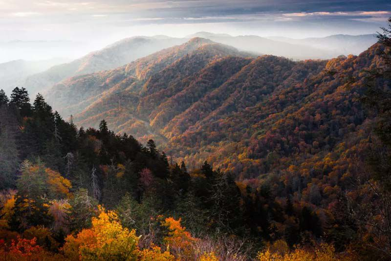 The 6 Best National Parks to Visit in the Fall