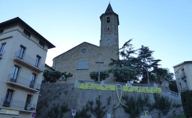 Església de Sort