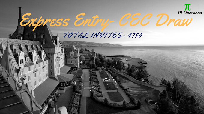 Express Entry: CEC Draw