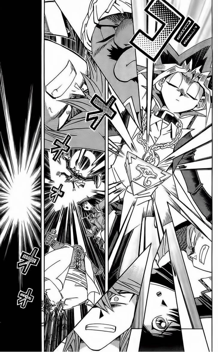 YUGI-OH! chap 285 - bakura, vua trộm trang 6