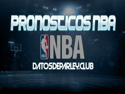 PRONOSTICOS NBA