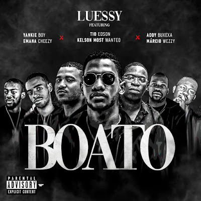 Lueessy Feat. TRX Music & Ma´rcio Weezy - Boato (Rap) Download Mp3