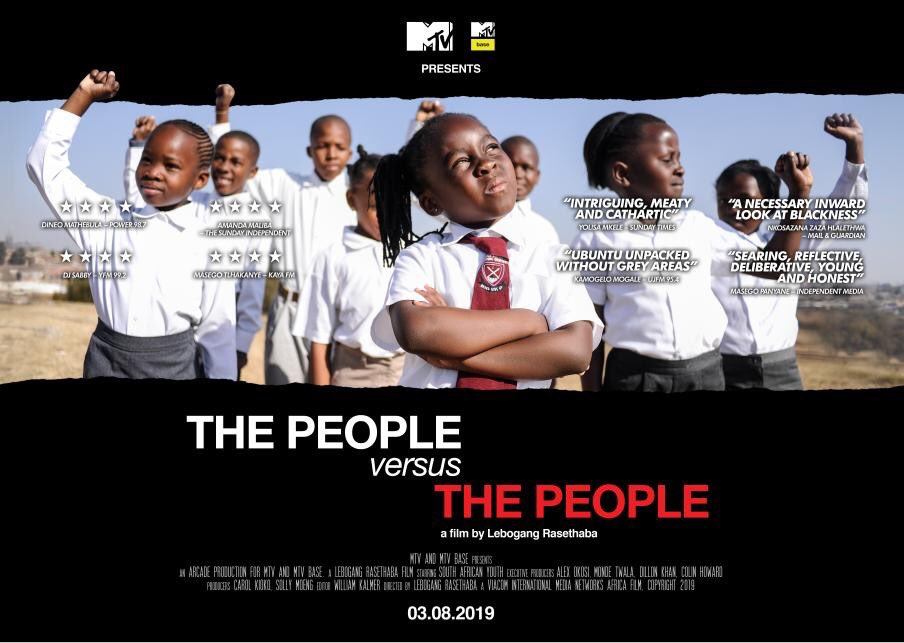 The People Versus The People: A Documentary By Lebogang Rasethaba Centred On Black Love