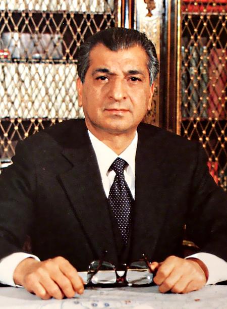 Babrak Karmal - Afghan Politician