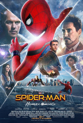 Spider Man Homecoming 2017 Hindi Dubbed Pre-DVDRip 150Mb HEVC