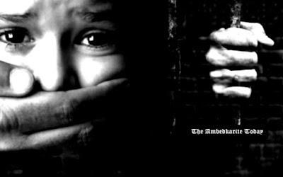 Muzaffarnagar: UP police books 7 for raping and setting ablaze Dalit girl | The Ambedkarite Today