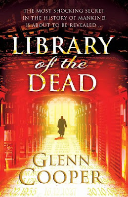 Book Review: Library of the Dead, by Glenn Cooper, 4 stars